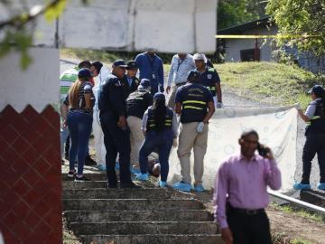La mujer que dejaron en la cuneta fue estrangulada