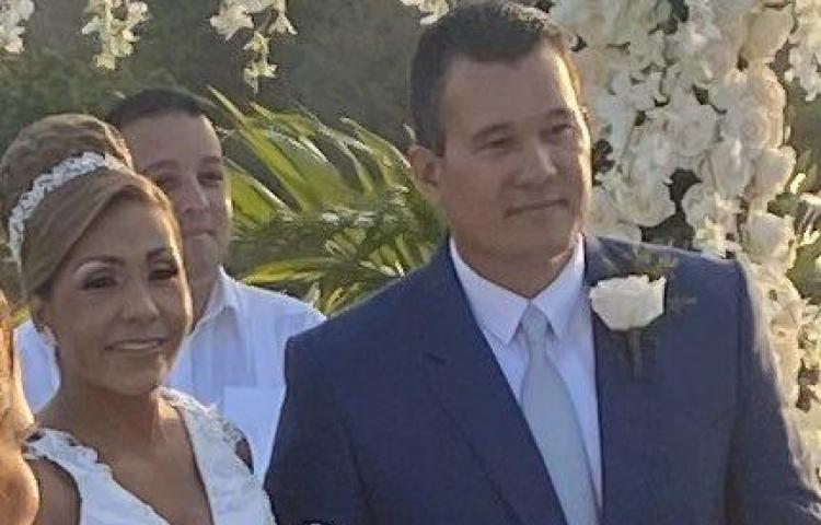 ¡Se casaron! Diputada Yanibel Ábrego y Quibian Panay