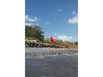 Sinaproc levanta bandera roja en playa Canadian y Malibú