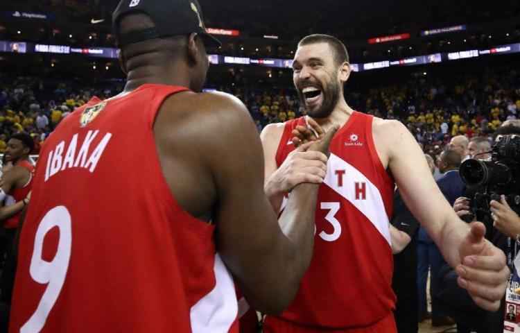 Raptors de Toronto, en 'modo bestia': acumulan 14 victorias consecutivas