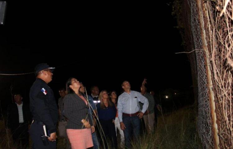 Refuerzan la cerca perimetral en penal de Pacora