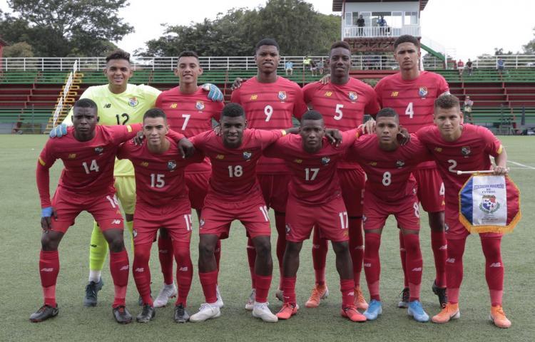Selección Sub-20 de Panamá se medirá a Perú