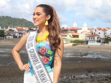 """Soberana del Carnaval: """"Un país en fiesta"""""""