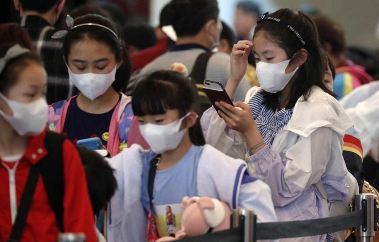 Seis firmas chinas cancelan sus desfile en París por el coronavirus