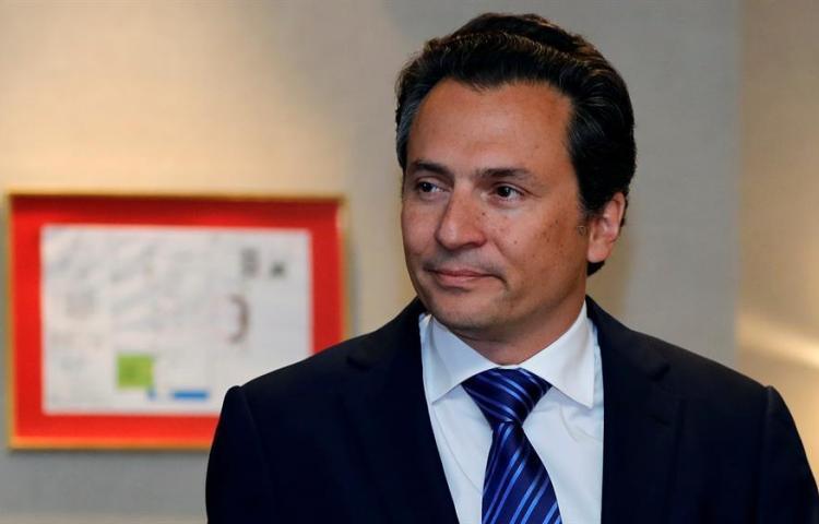 Detienen en España al exdirector de Pemex Emilio Lozoya acusado de corrupción