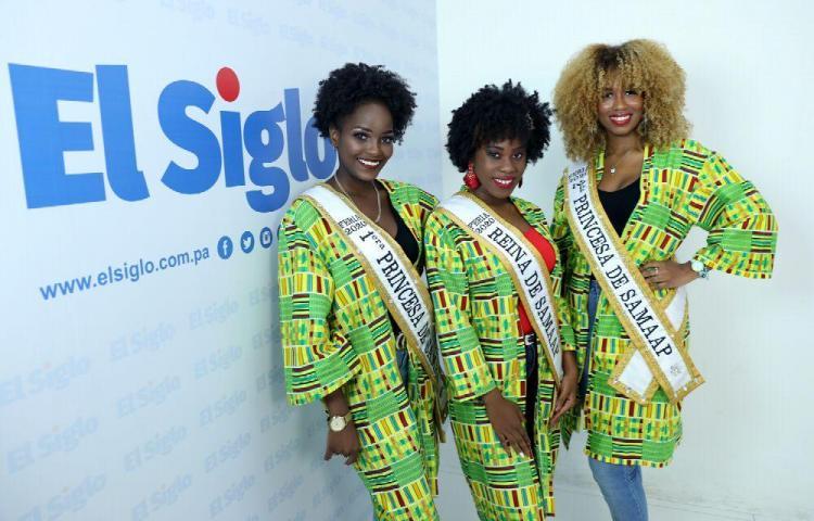 Están listas para la trigésima novena Gran Feria Afroantillana