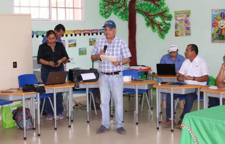 Docentes de la comarca Ngäbe Buglé reciben respuestas