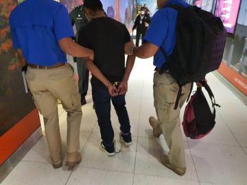 Deportan desde Nicaraguaa presunto responsable de la muerte de un comerciante en Colón