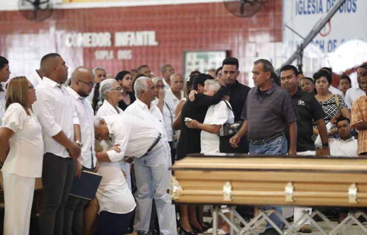 Le dan el último adiós a 'Pepe' Cortés Ovalle