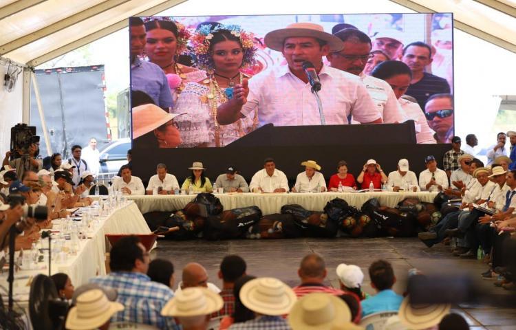 Gobierno intensifica programa de mejoramiento bovino en Azuero