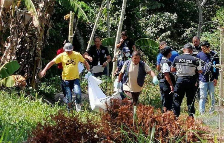 Autoridades siguen sin pistas de quién desmembró a niño en La Chorrera