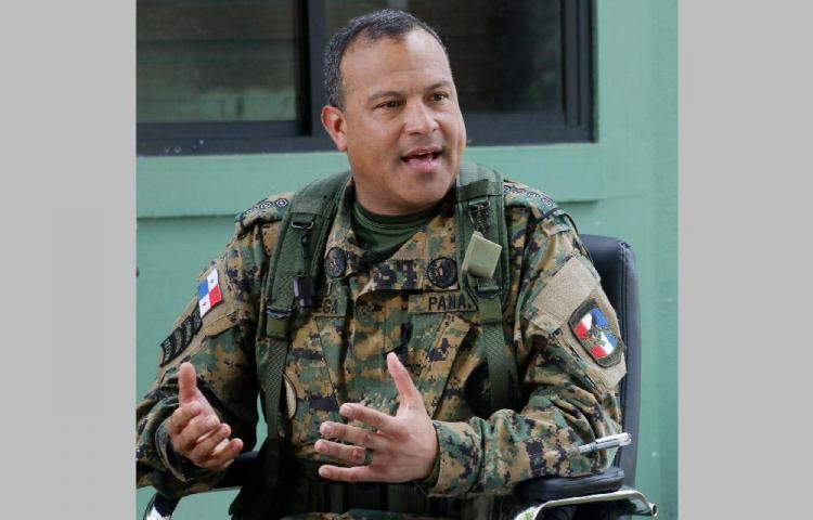 'La frontera más caliente de Panamá es con Costa Rica' Oriel Ortega