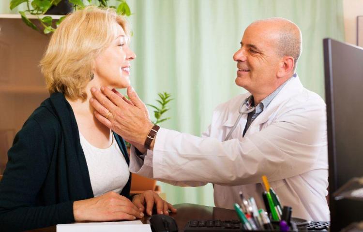 Preste atención a la tiroides