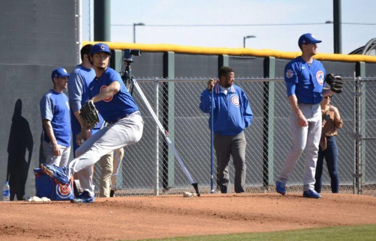 Para Darvish, Astros deben perder el título de 2017