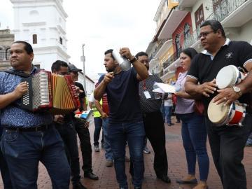 Sindicado de músicos exigen al Mitradel y Migración inspeccione los carnavales