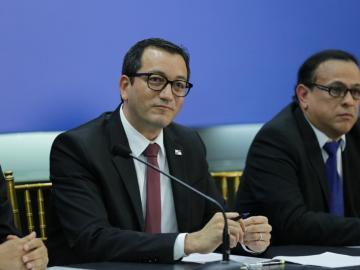 Gobierno muestra avances de cara a los Juegos Centroamericanos y del Caribe Panamá 2022