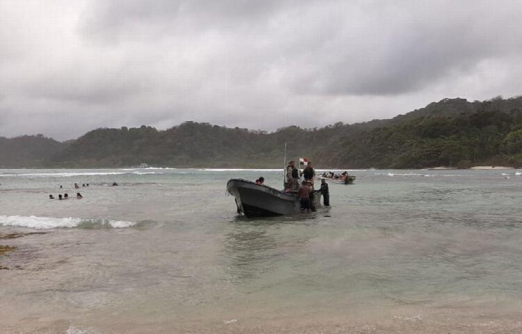 Recuperan cuerpo sin vida de parcero desparecido en Isla Mamey