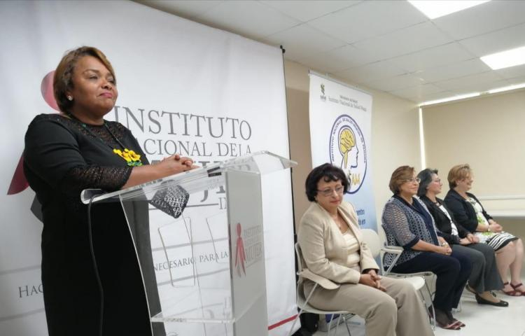 Buscan fortalecer la atención a la salud mental de mujeres sobrevivientes de violencia