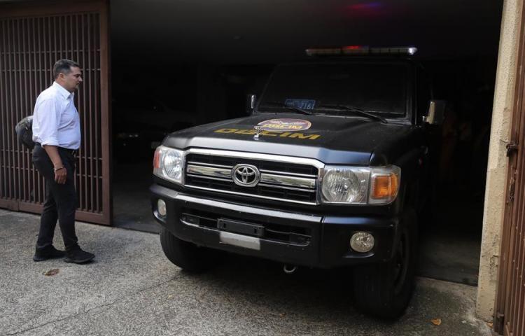 Autoridades allanan la vivienda del tío de Guaidó en Caracas