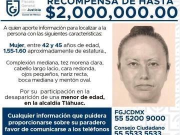 Captura de sospechosos perfila solución al feminicidio de una niña en México