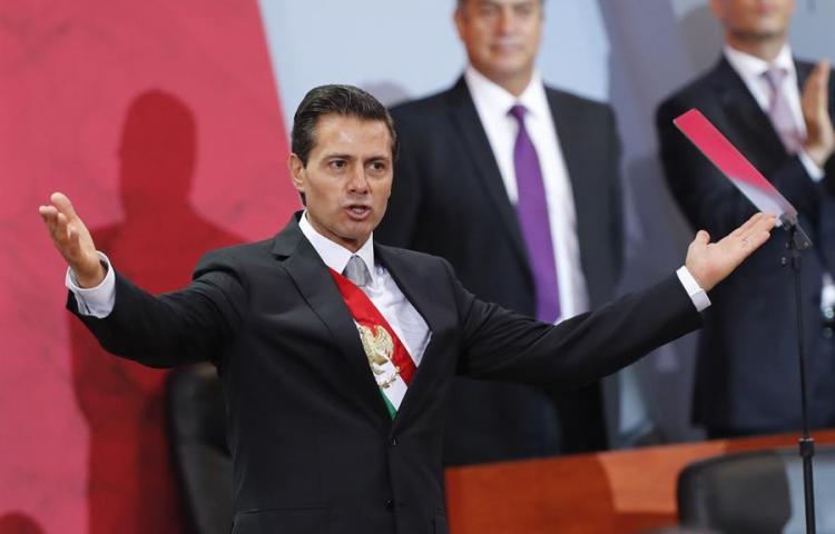 Investigan por corrupción al expresidente mexicano Peña Nieto, según el WSJ