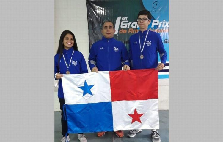 Suma positiva de medallas en territorio salvadoreño