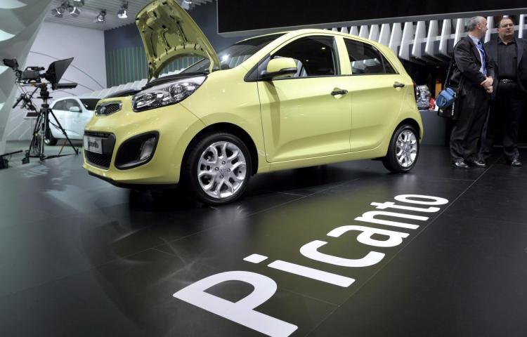 Cuba pone precio a los automóviles: $34.000 por un Kia Picanto usado