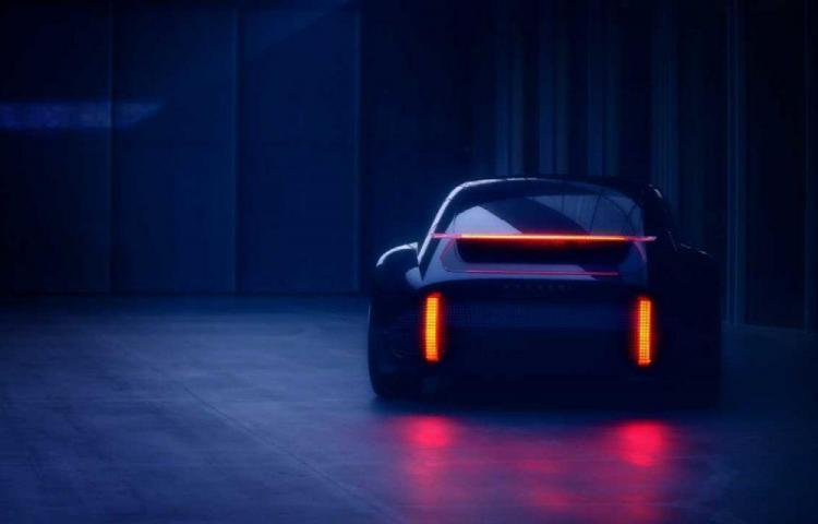 El bestial 'Prophecy' Concepto eléctrico de Hyundai.
