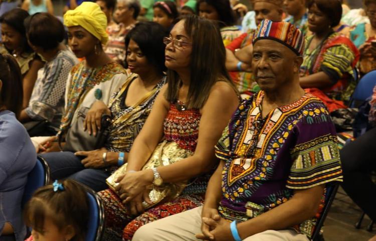 La feria Afroantillana le da el sabor a los carnavales