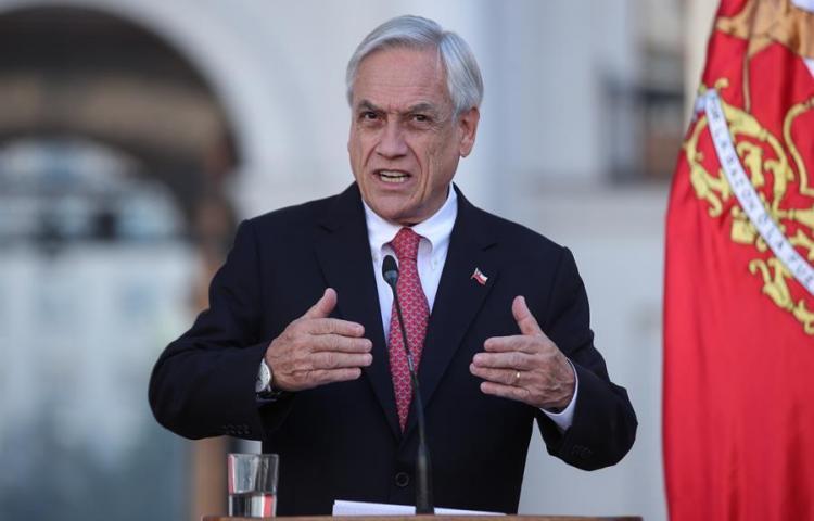 """Piñera tras noche crítica en Viña: """"Chile ya ha tenido demasiada violencia"""""""