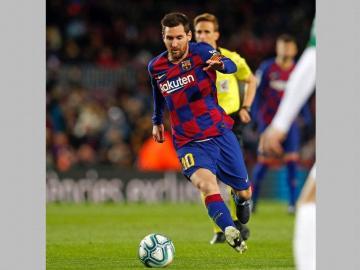 ¡El retorno de Messi!