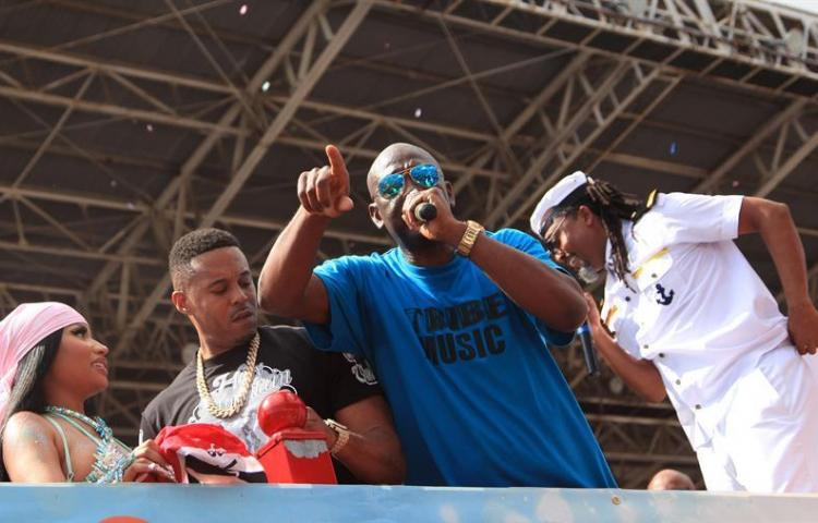 Nicki Minaj pide perdón por comportamiento de esposo en carnaval trinitense
