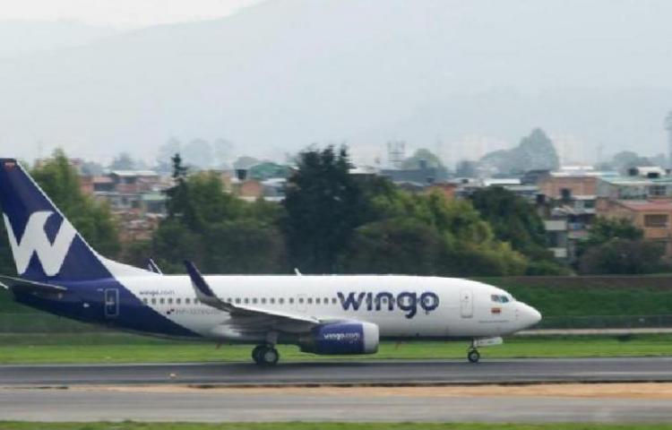 La aerolínea de bajo costo Wingo anuncia un nuevo vuelo hacia Lima desde Panamá