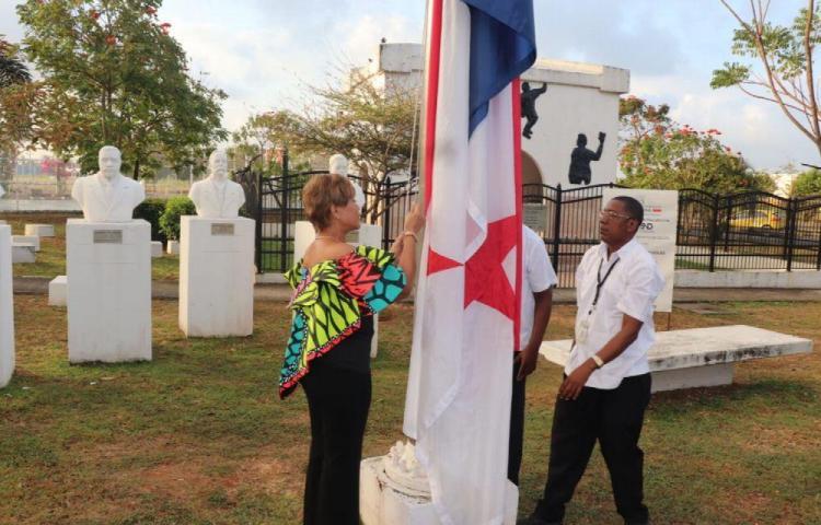 Colón celebra 168 años de fundación