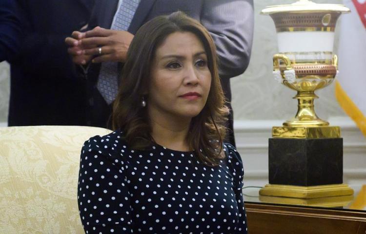 Esposa del expresidente Jimmy Morales vinculada a un caso de fraude en Guatemala