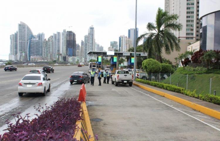 Garantizarán el orden vial en los corredores Norte y Sur