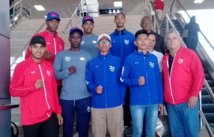 Boxeadores panameños, rumbo a Jamaica