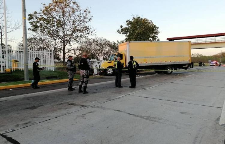 Un muerto y 14 heridos dejó un choque en Divisa
