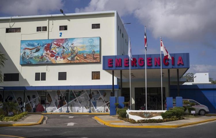 Dominicana confirma el primer caso de coronavirus