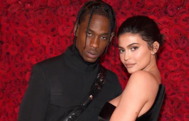 Kylie Jenner y Travis están juntos otra vez