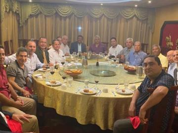 APPUCAPA celebra reunión mensual,con invitado especial de Laffit Pincay Jr