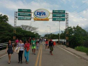 Aumentan a 4.000 los menores que cruzan la frontera entre Panamá y Colombia