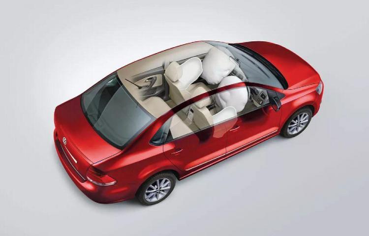 Volkswagen Vento, con un motor 1.0 TSI