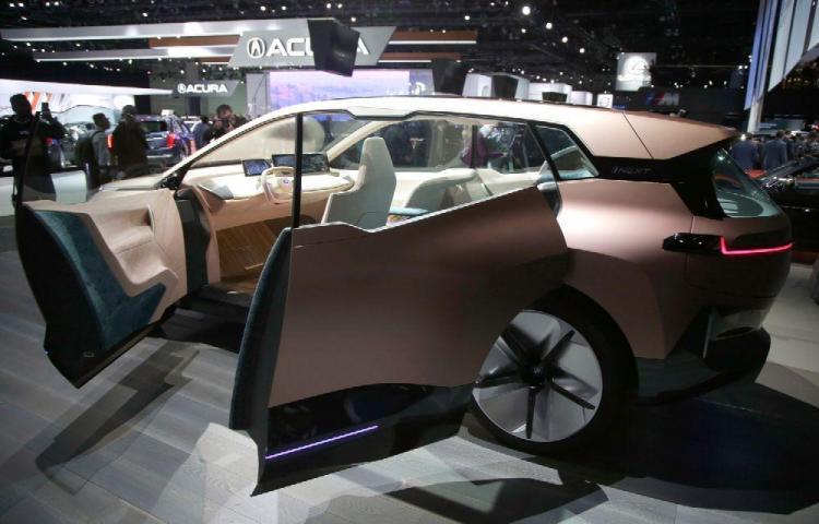 ¿Vehículos autónomos? Solo un 12 % de automovilistas de EEUU. confía en estos carros