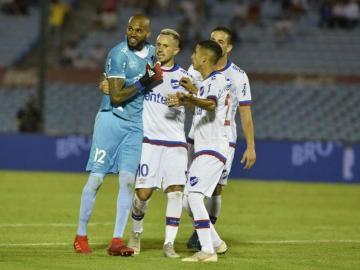 Mejía, un 'bicho' en Copa Libertadores