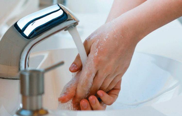 Pasos para una forma correcta del lavado de manos