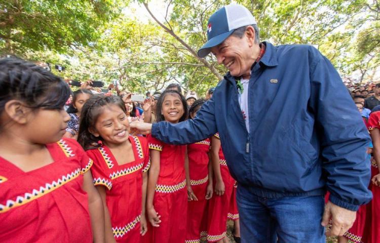 Los Ngäbe Buglé celebran 23 años de la creación de su comarca