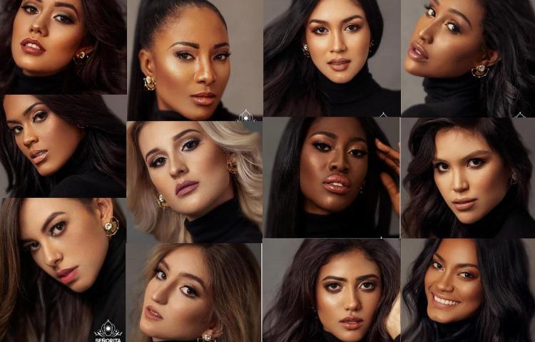Las 29 candidatas al Señorita Panamá son presentadas oficialmente