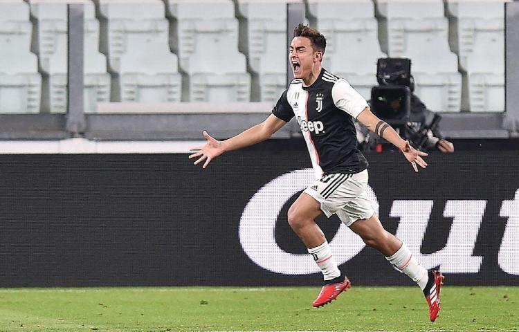 La magia de Dybala hundió al Inter de Milán