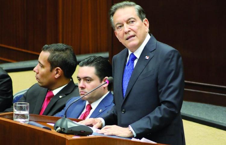 Presidente Cortizo tiene la última palabra sobre Ley 10 de Contrataciones Públicas